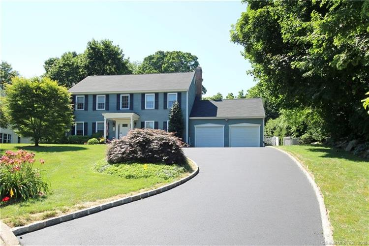 44 Aspen Wood Lane, Fairfield, CT 06825