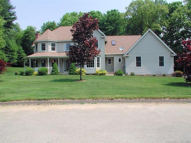 8 Pinewood Lane, Stafford, CT 06076