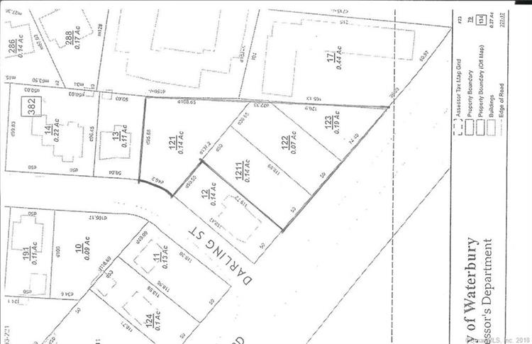 Lot 00 Meriden Rd, Waterbury, CT 06705