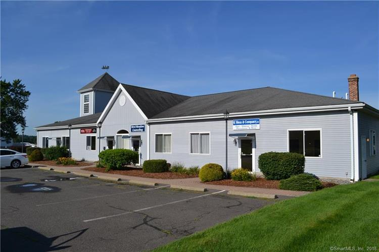100 West Road, Ellington, CT 06029