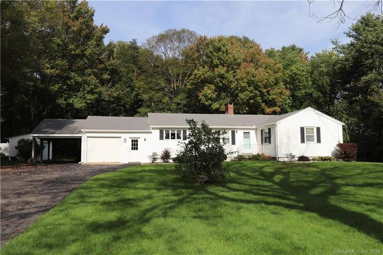 130 Route 66, Columbia, CT 06237