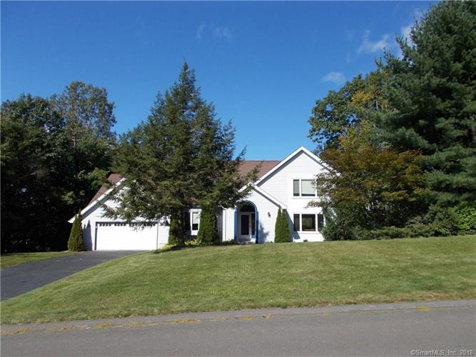 1 Knollwood Lane, Granby, CT 06090