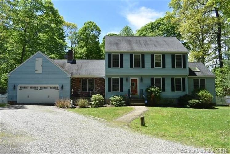 77 Whispering Hills Drive, North Branford, CT 06471 - Image 1