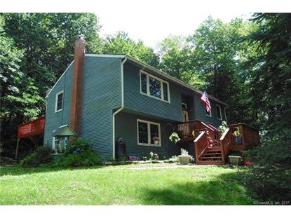 64 Fox Brook Road East Hartland, CT MLS# 170007346