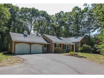 68 Old Mill Road Avon, CT MLS# 170014160