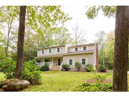128 Singleton Road Chaplin, CT MLS# 170014877