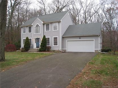232 Woodmont Drive Drive Coventry, CT MLS# 170032072