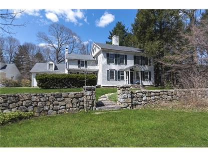 634 Silvermine Road New Canaan, CT MLS# 170044638