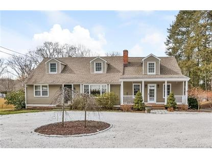 601 Old Stamford Road New Canaan, CT MLS# 170058647