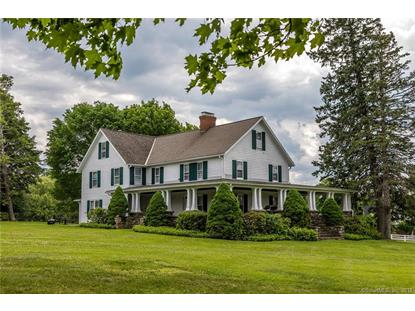 40 Hubbell Mountain Road Sherman, CT MLS# 170059943