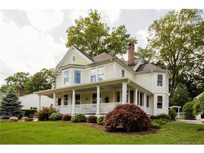 36 Oak Street New Canaan, CT MLS# 170065073
