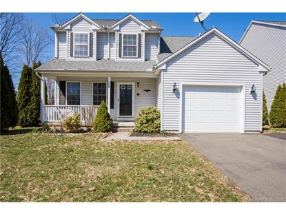 21 Adam Drive Newington, CT MLS# 170067519