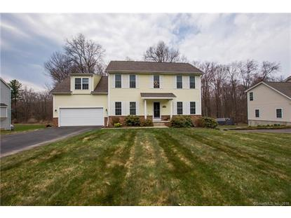 7 Harvest Lane Bloomfield, CT MLS# 170073424