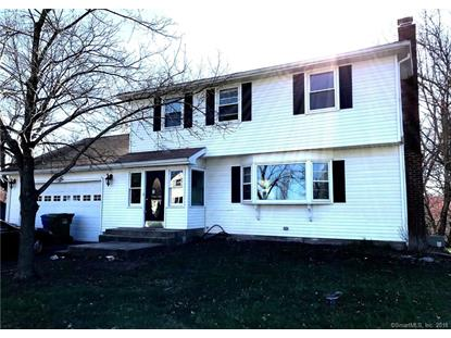 75 Westmont Drive Middletown, CT MLS# 170075153