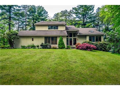 929 Thompson Street Glastonbury, CT MLS# 170082111