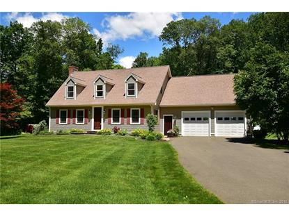 135 Cassidy Hill Road, Coventry, CT