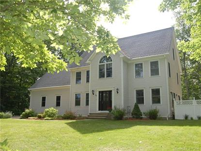 65 Sextons Hollow Road Canton, CT MLS# 170091217