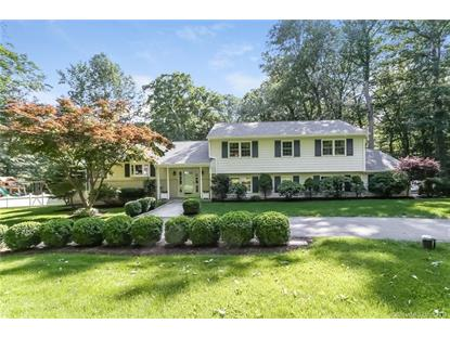 91 Pocconock Trail New Canaan, CT MLS# 170092601