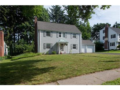 12 Pioneer Drive West Hartford, CT MLS# 170098452