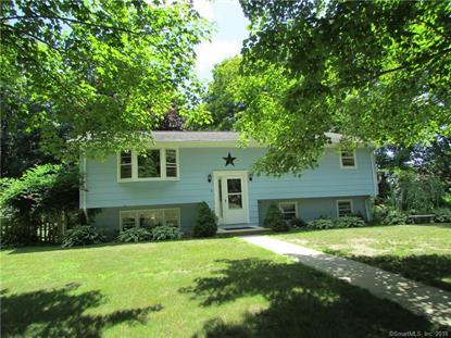 4 Abby Drive Hebron, CT MLS# 170105256