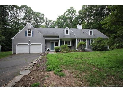 65 Barnes Hill Road Burlington, CT MLS# 170110533