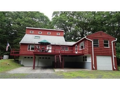 317 Burnt Hill Road Hebron, CT MLS# 170111518