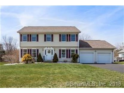 14 Bancroft Lane South Windsor, CT MLS# 170116971