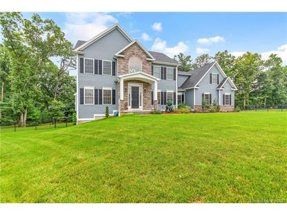 160 Whistling Straits Drive Southington, CT MLS# 170119135