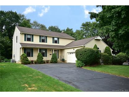 47 Debbie Drive South Windsor, CT MLS# 170128576