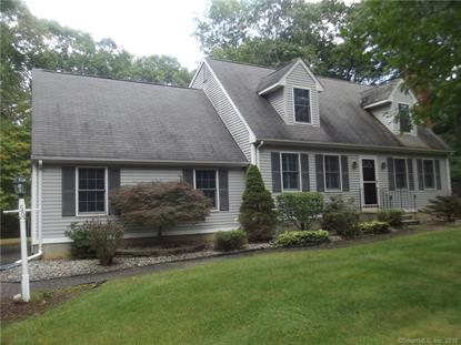 56 Pine Knoll Road Coventry, CT MLS# 170131705
