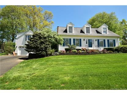 82 Saddle Back Drive South Windsor, CT MLS# 170132774