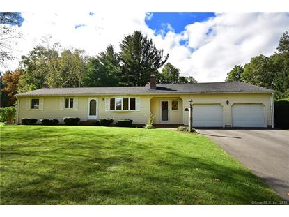 182 Baxter Street Tolland, CT MLS# 170133394