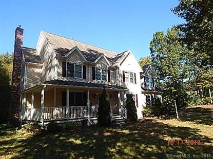 8 Hickory Court Tolland, CT MLS# 170136004