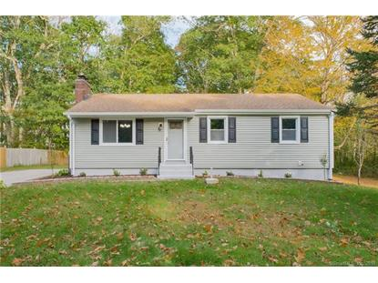 118 Jan Drive Hebron, CT MLS# 170136040