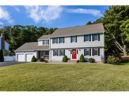 955 Hopewell Road Glastonbury, CT MLS# 170138430
