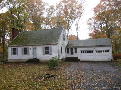 61 Francis Drive Bethany, CT MLS# 170141251