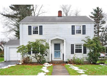 17 Wardwell Road West Hartford, CT MLS# 170144803