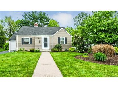 46 Farnham Road West Hartford, CT MLS# 170144823