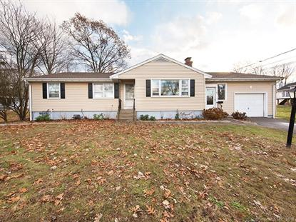 46 Edbert Drive New Britain, CT MLS# 170145067
