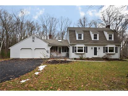 39 Barstow Lane Tolland, CT MLS# 170145992