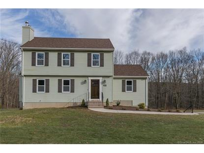 430 Ference Road Ashford, CT MLS# 170148547
