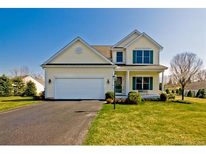 1 Carriage House Lane Brookfield, CT MLS# 170149399