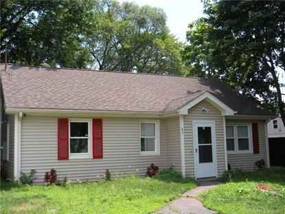 43 Bee Street Meriden, CT MLS# 170149445