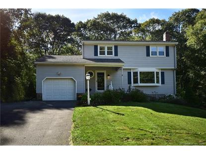 58 Robin Circle Tolland, CT MLS# 170149871