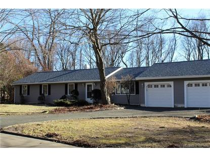 8 Indian Spring Road Danbury, CT MLS# 170150064