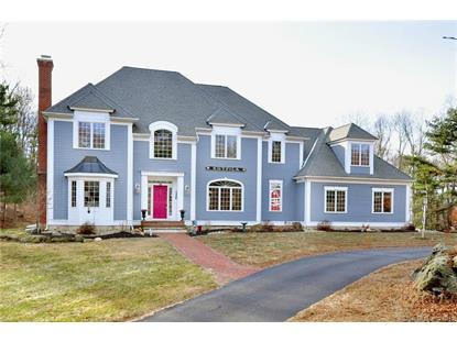 144 Barstow Lane Tolland, CT MLS# 170151548