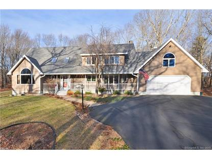 124 Williams Way Tolland, CT MLS# 170155001