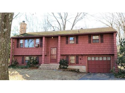 309 Sugar Hill Road Tolland, CT MLS# 170155194