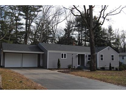 20 Lincoln Drive Glastonbury, CT MLS# 170155528