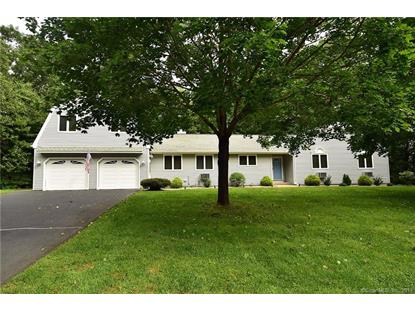 8 Thomas Drive Tolland, CT MLS# 170155704